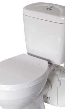 macerating toilet